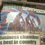 Eastern Times 2013